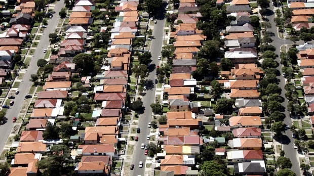 This is what came up when I Googled 'Great Australian Dream'. Photo smh.com.au