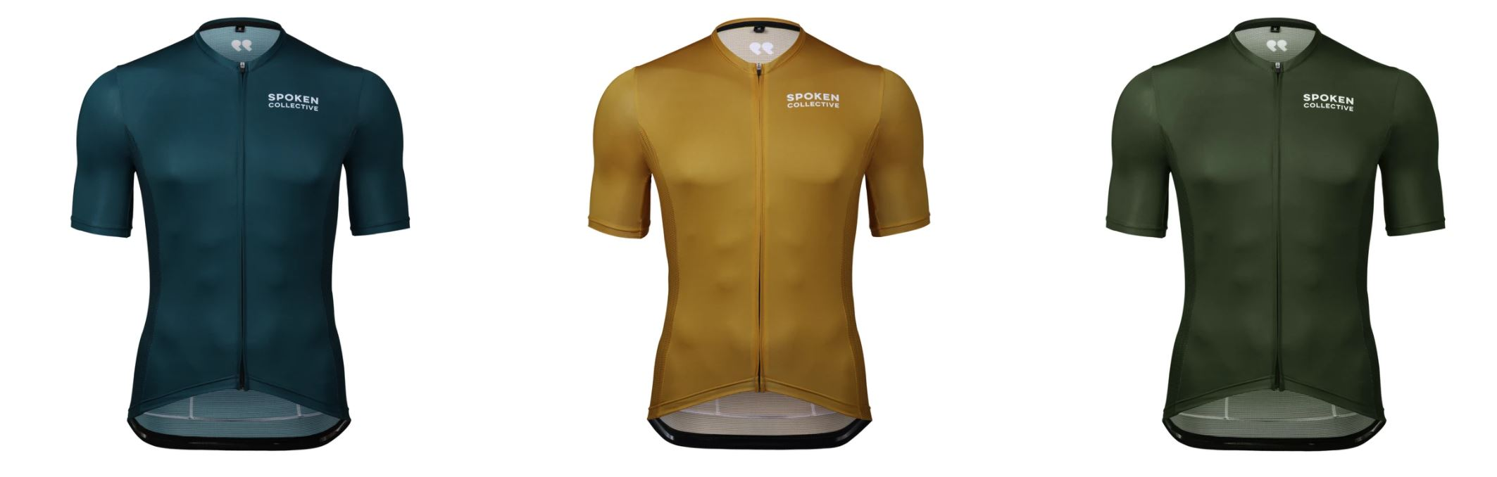 Sustainable cycling jerseys